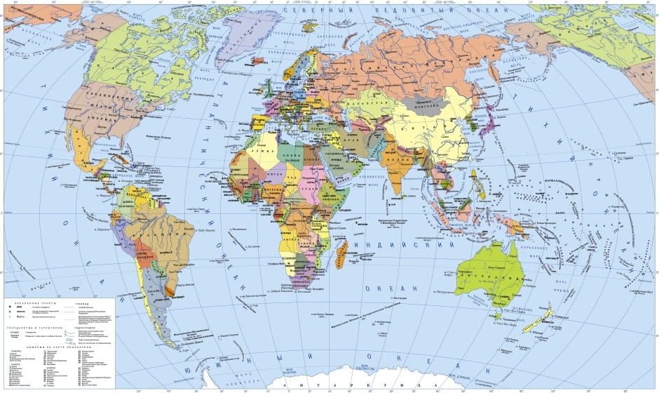 карта мира картинки в хорошем качестве